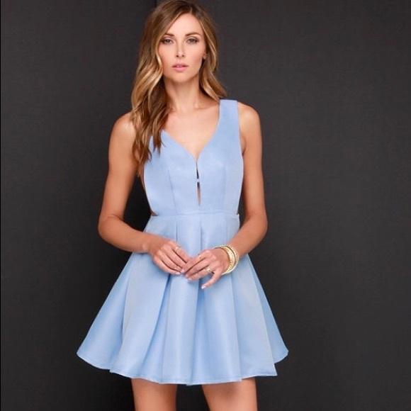 2fab123613 Derby Powder Blue Skater Dress Lulus Large. Lulu's.  M_5a790c423afbbddf6aa98d7e. M_5a790c4361ca104ec97e1f2b.  M_5a790c44caab44f96e1bd53e